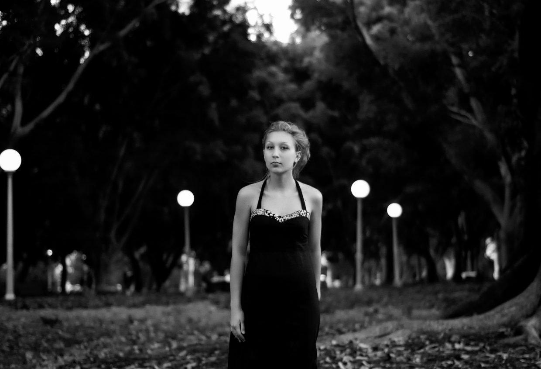 Photograph of Evgenia Baydikova from Ukraine